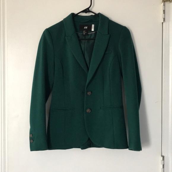 H M Jackets Coats Womens Blazer Poshmark